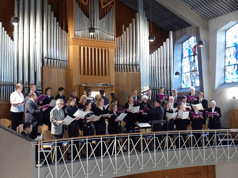 St Nicolai Frankfurt Kantorei