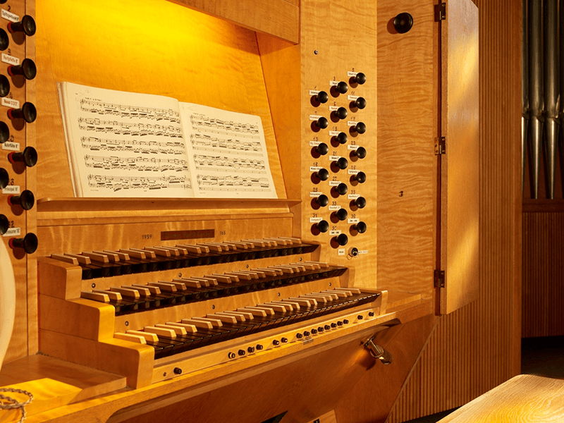 St. Nicolai Orgel Spielbank