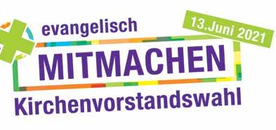 Kirchenvorstand Wahl 2021 St. Nicolai Franfurt am Main