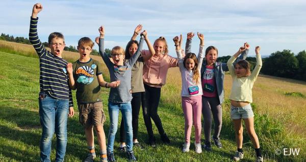 EJW Wochenendfreizeit für Kinder